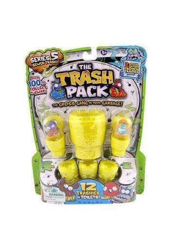 Trash Pack 5 - 12 Figurine pe Blister