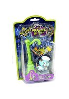 Zombie Zity Figurina pe Blister Drop and Slash Lamp Post