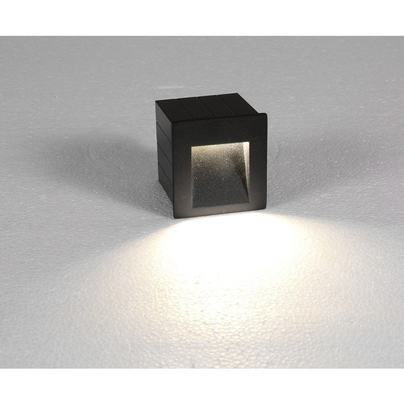 Aplica Incastrata Nowodvorski Step Graphite LED luxuriante.ro 2021