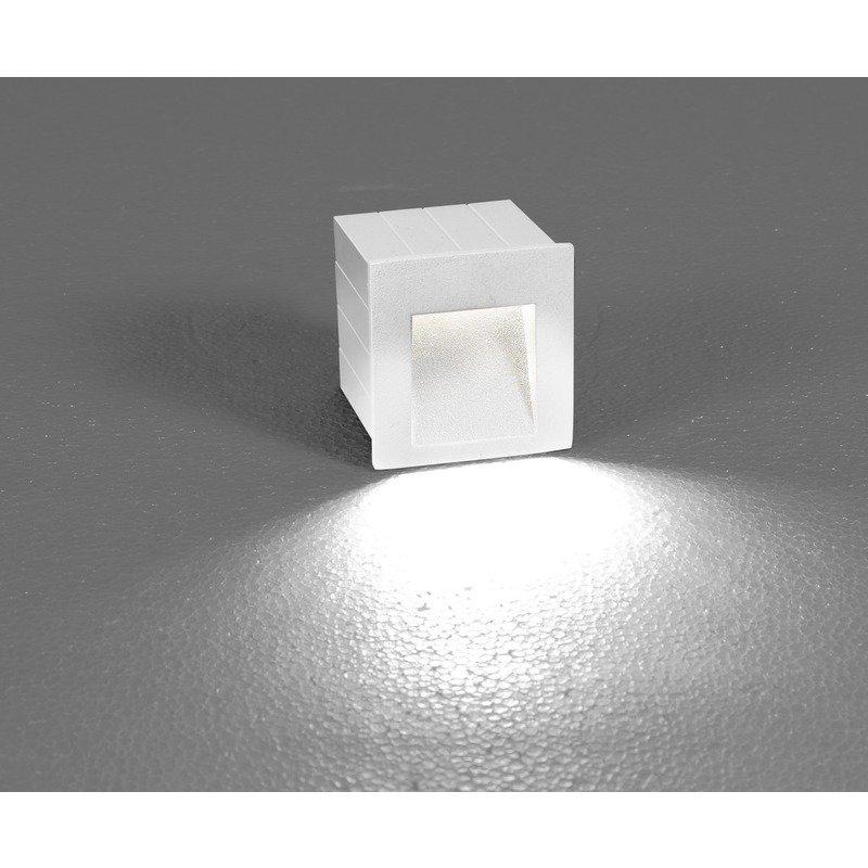 Aplica Nowodvorski Incastrata Step White LED luxuriante.ro 2021
