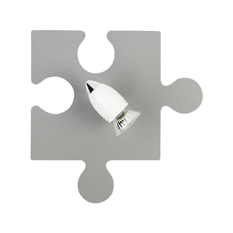 Aplica Puzzle Light Gray