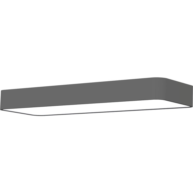 Aplica Nowodvorski Soft LED Graphite 60x20 luxuriante.ro 2021