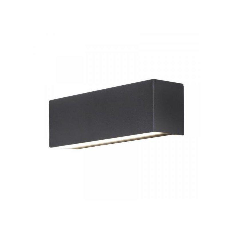 Aplica Straight Led Wall Graphite - 21360