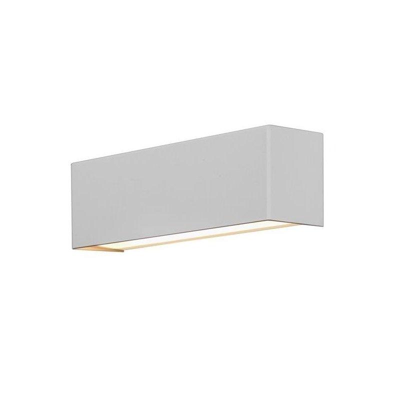 Aplica Straight Wall Silver - 21362