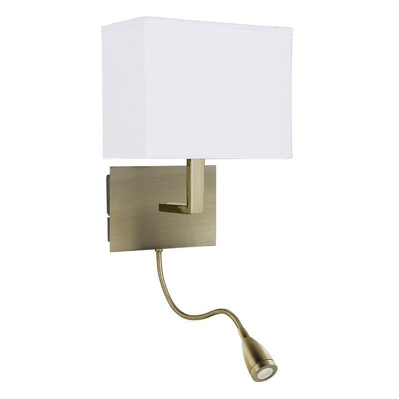 Aplica Searchlight Wall Hotel Brass Angle luxuriante.ro 2021