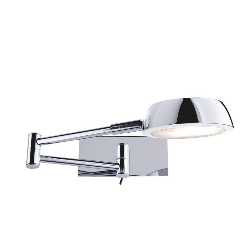 Aplica Wall Light Folding Chrome