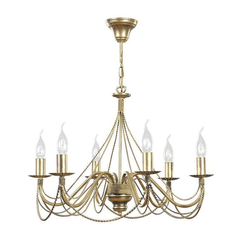 Candelabru Tori Vi Gold Imagine