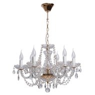 Candelabru MW-LIGHT Cristal 367012606