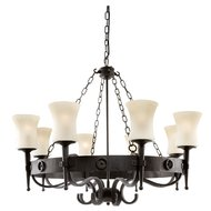 Candelabru Searchlight Cartwheel Scavo VIII