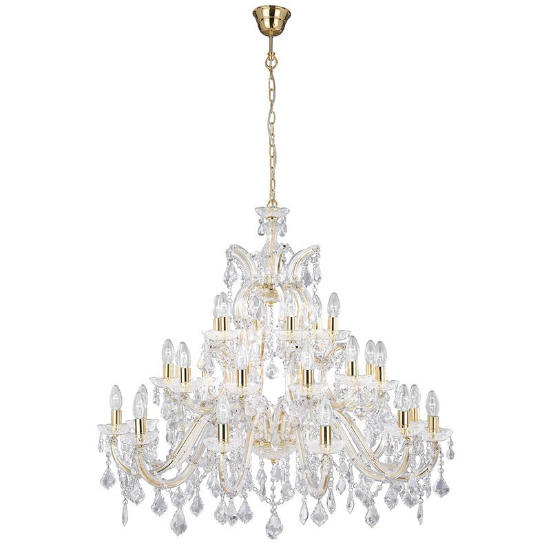 Candelabru Searchlight Marie Therese Gold X luxuriante.ro 2021
