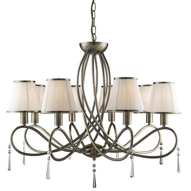 Foto Candelabru Bronz Searchlight