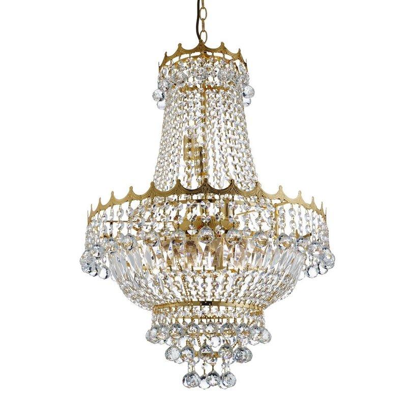 Candelabru Versailles Gold