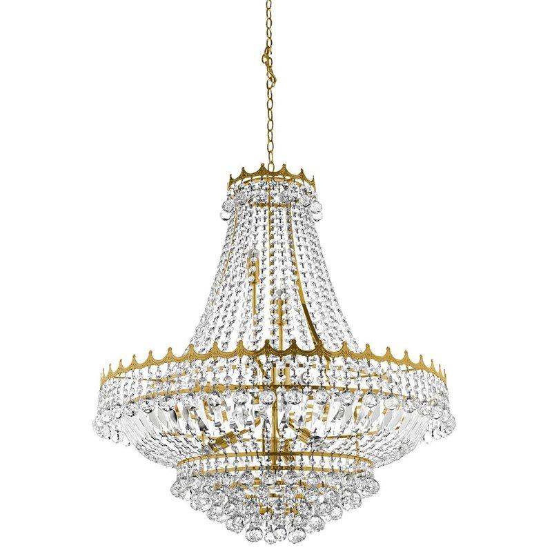 Candelabru Searchlight Versailles Gold L luxuriante.ro 2021