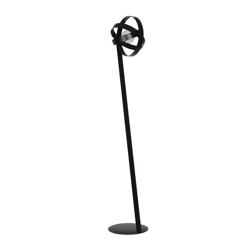 Lampadar Galaxy Black