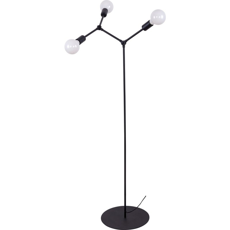 Lampadar Twig Black