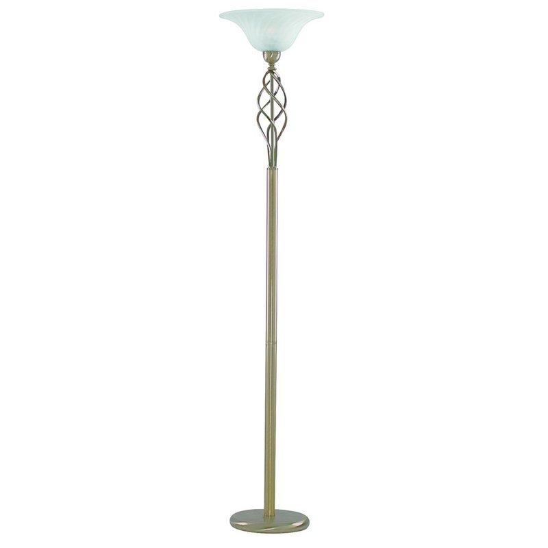 Lampadar Searchlight Floor Brass Twisted luxuriante.ro 2021