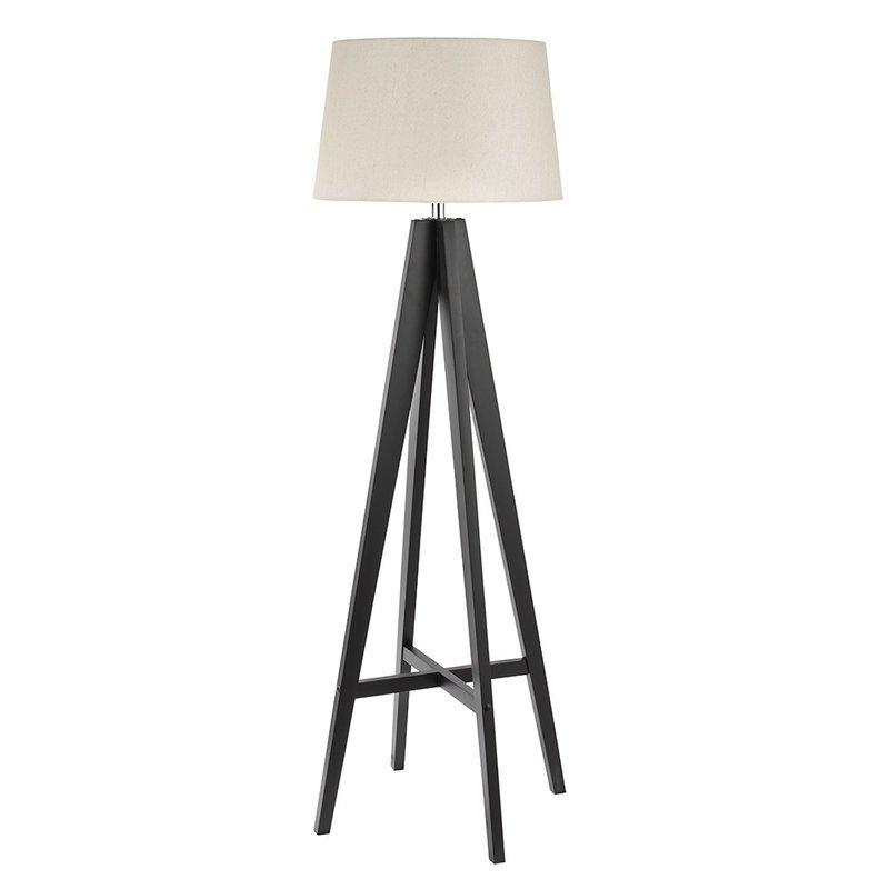 Lampadar Searchlight Floor Tripod Fabric luxuriante.ro 2021