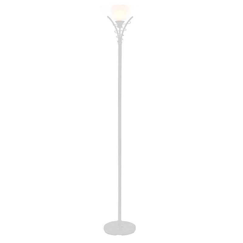 Lampadar Searchlight Linea Silver luxuriante.ro 2021