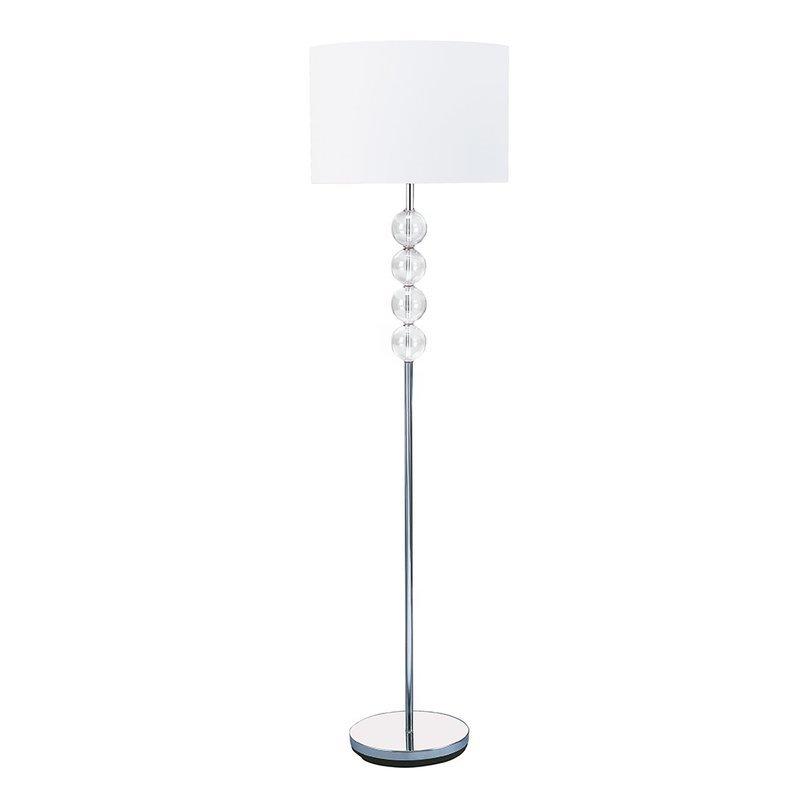 Lampadar Searchlight White Pearls luxuriante.ro 2021