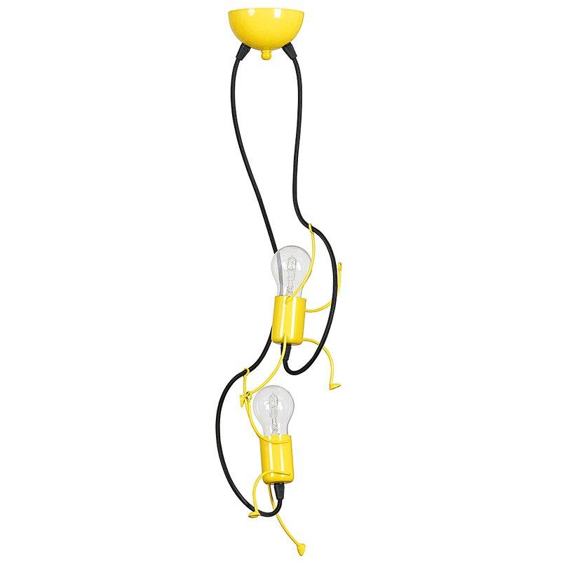 Lustra Bobi Yellow