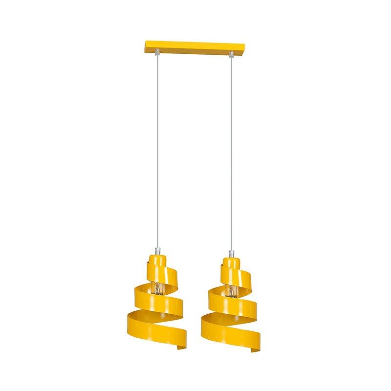 Lustra Saga Yellow