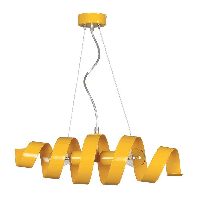 Lustra Saker Yellow