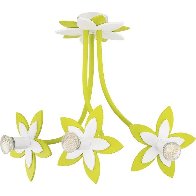 Lustra Flowers Green