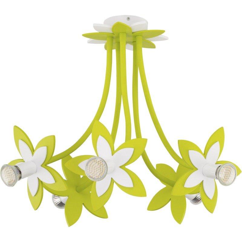 Lustra Nowodvorski Flowers Green V luxuriante.ro 2021