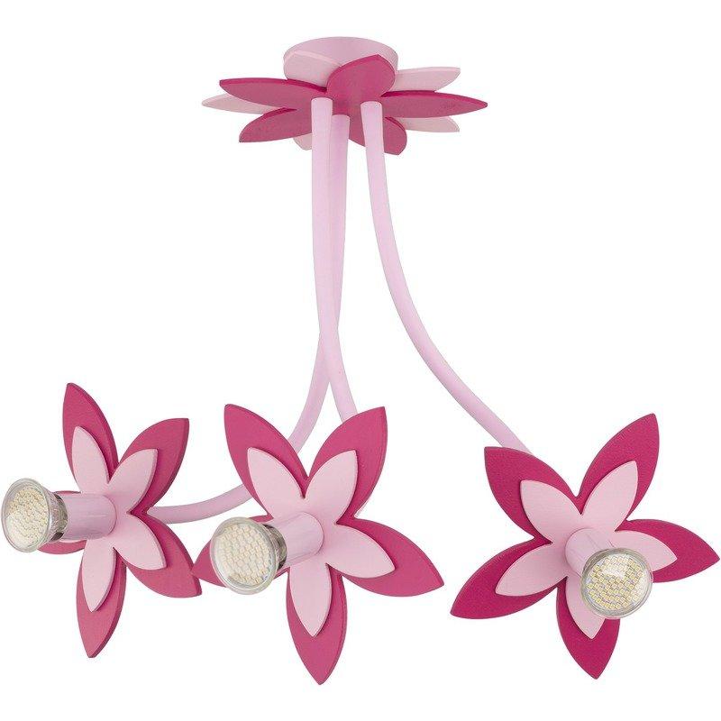 Lustra Flowers Pink
