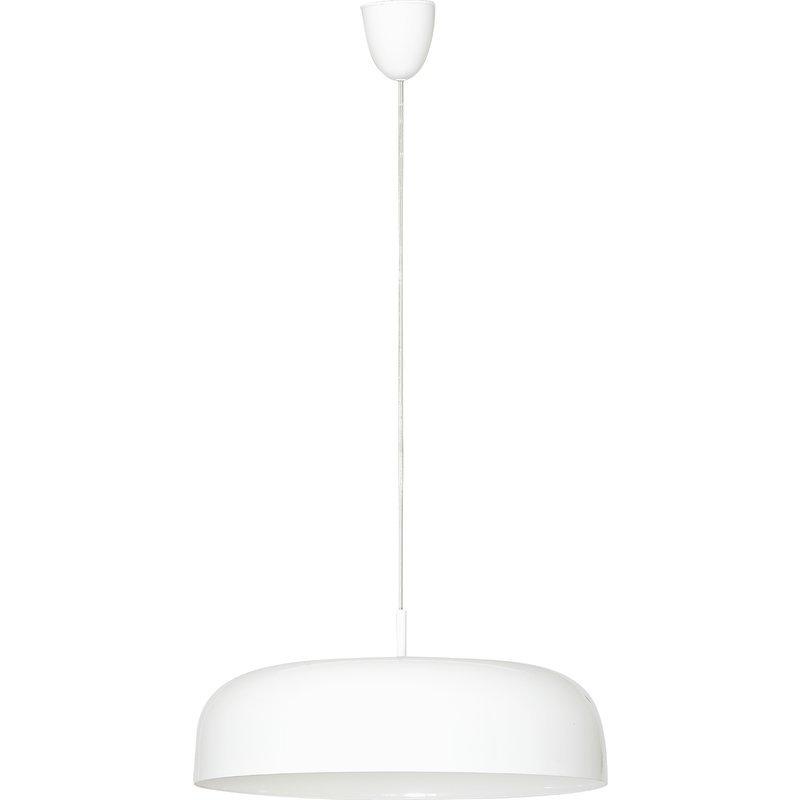 Pendul Bowl White