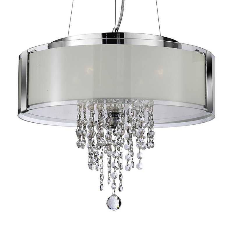 Foto Pendul Cristal Searchlight