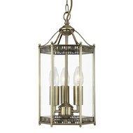 Pendul Searchlight Lantern Brass III