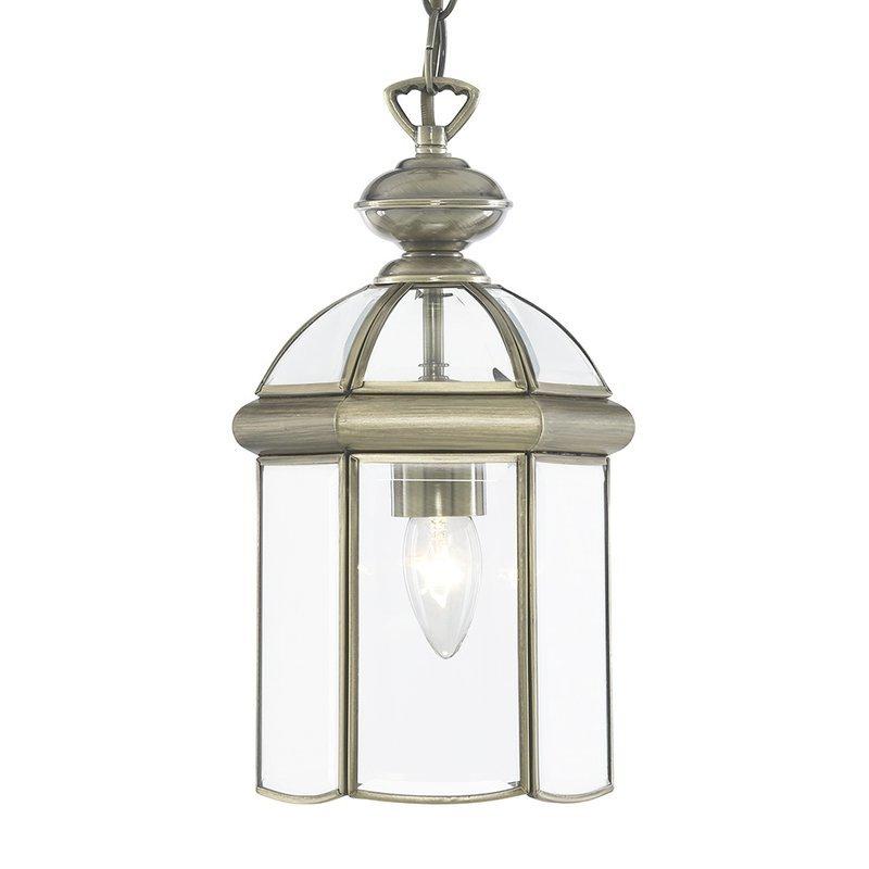 Pendul Lanterns Antique Brass