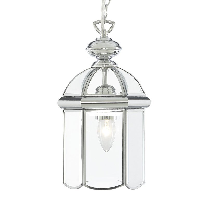 Pendul Lanterns Chrome