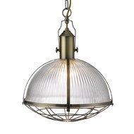 Pendul Searchlight Pendant Brass
