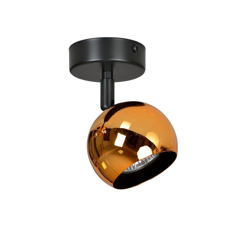 Plafoniera Elektra Copper