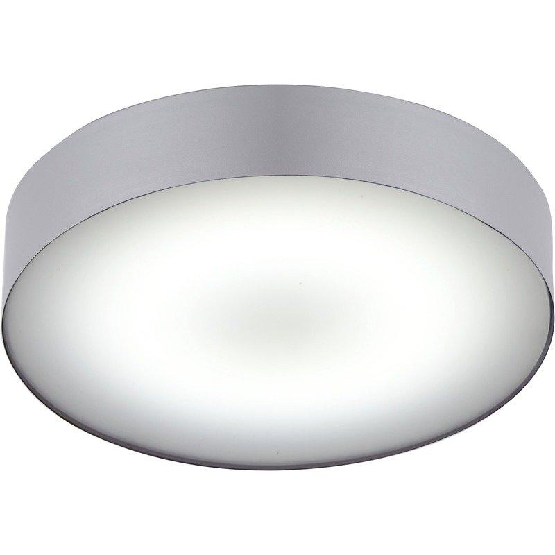 Plafoniera Nowodvorski Arena Silver LED luxuriante.ro 2021