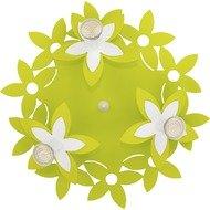 Plafoniera Nowodvorski Flowers Green