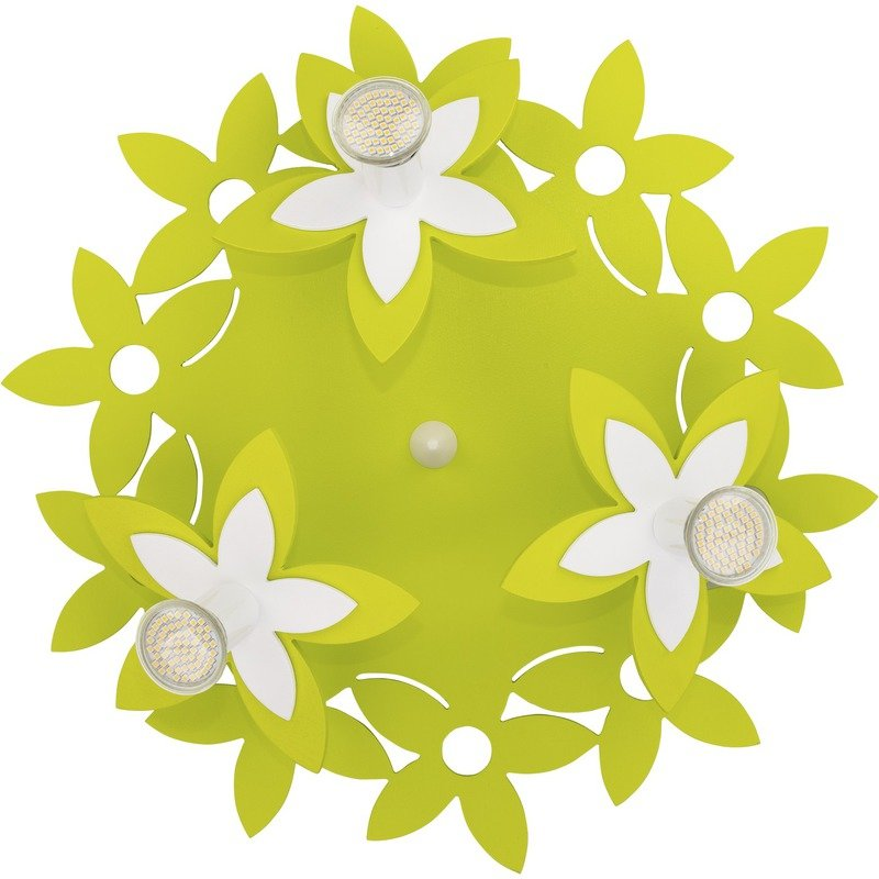Plafoniera Nowodvorski Flowers Green luxuriante.ro 2021