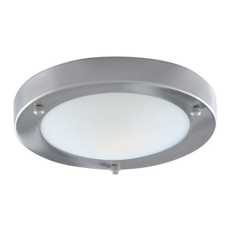 Plafoniera Searchlight Bathroom Silver S luxuriante.ro 2021