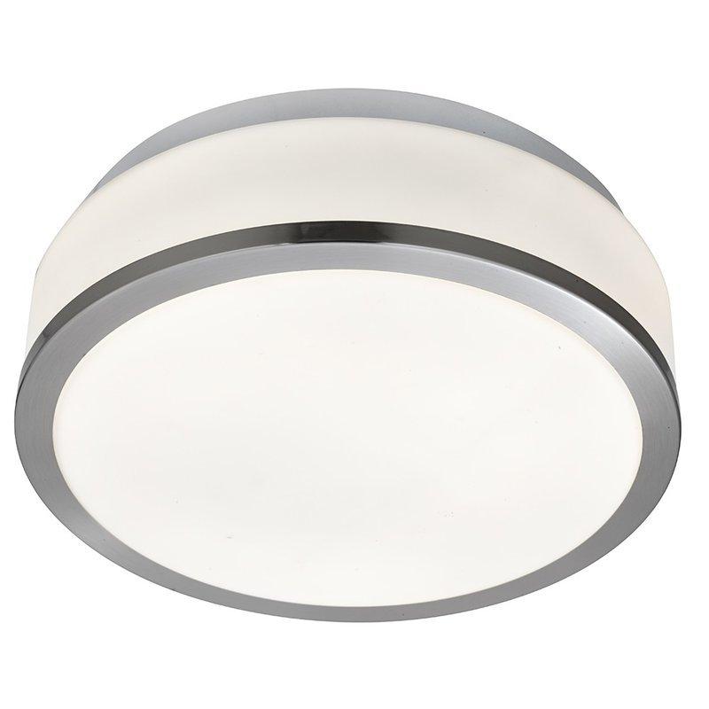 Plafoniera Searchlight Bathroom Silver Opal M luxuriante.ro 2021