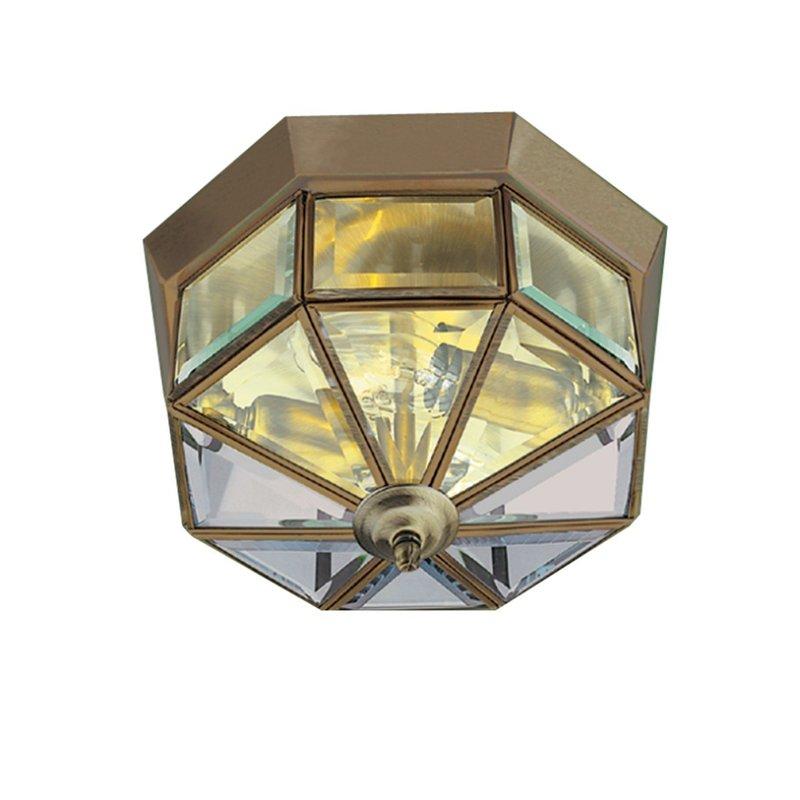 Plafoniera Searchlight Flush Octogon luxuriante.ro 2021