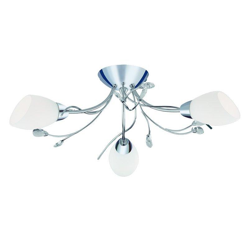 Plafoniera Searchlight Gardenia III luxuriante.ro 2021