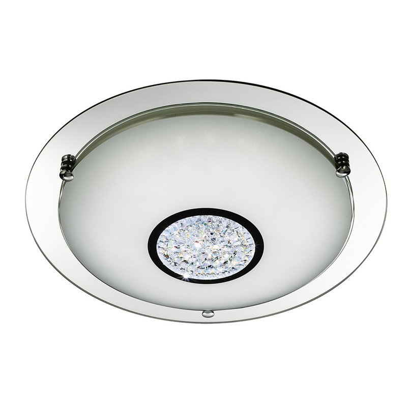 Foto Plafoniera Led Cristal Searchlight