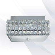 Plafoniera Searchlight Rados Square LED