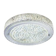Plafoniera Searchlight Vesta Crystal LED