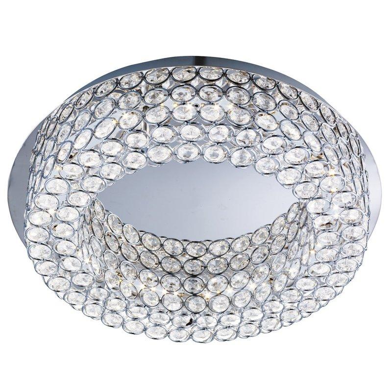 Plafoniera Searchlight Vesta Mirror LED luxuriante.ro 2021
