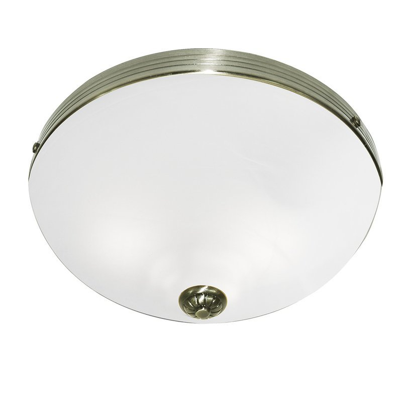 Plafoniera Searchlight Windsor Brass luxuriante.ro 2021