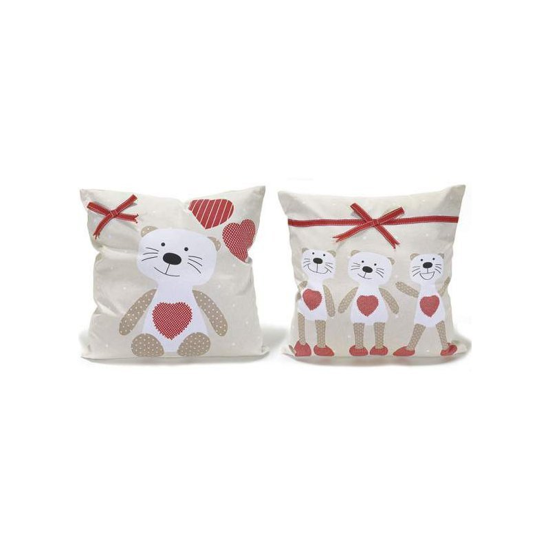 Set Doua Perne Decorative Cats