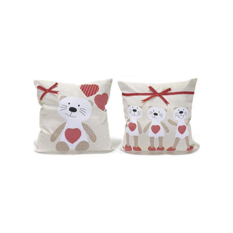 Set doua perne decorative Cats luxuriante.ro 2021